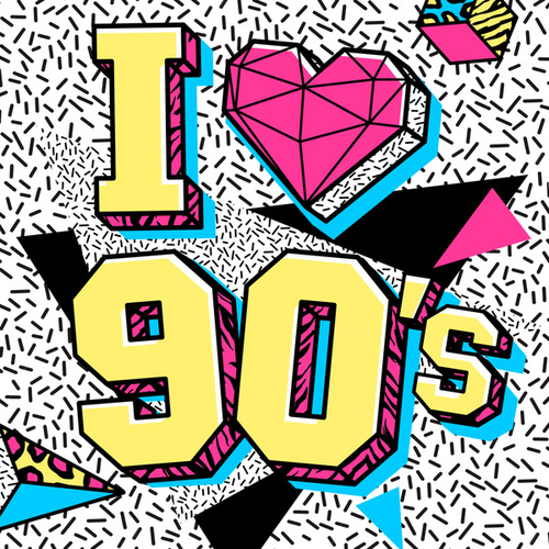 I Heart 90s de Various Artists
