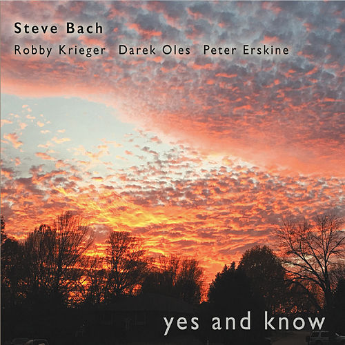 Yes and Know de Steve Bach