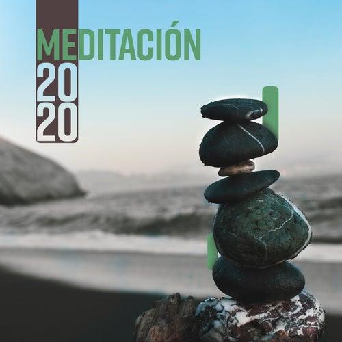 Meditación 2020 (Sonidos Relajantes para Mente, Cuerpo y Alma, Viaje de Curación) de Relajación Meditar Academie