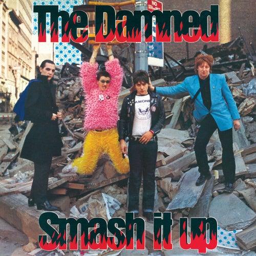 Smash It Up/Burglar de The Damned