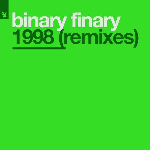 1998 (Remixes) von Binary Finary