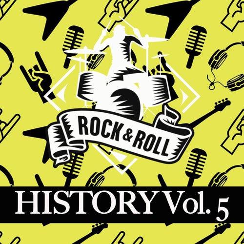 Rock & Roll History, Vol. 5 de Various Artists