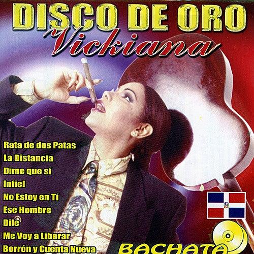 Disco de Oro de Vickiana