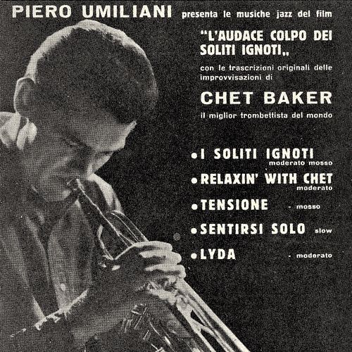 Italian Movies: Chet Baker Plays Piero Umiliani (Remastered) by Chet Baker