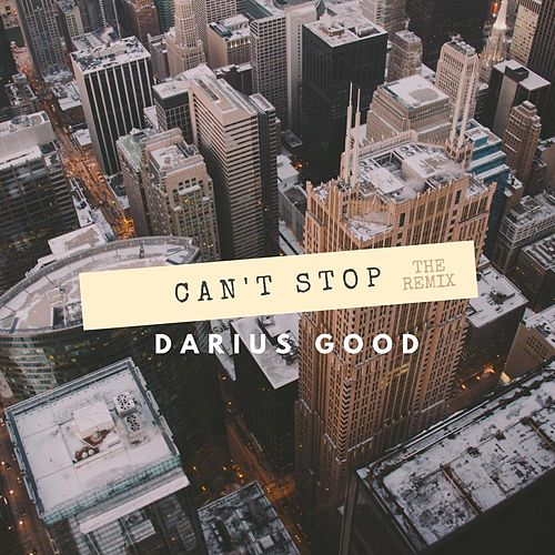 Can't Stop (The Remix) [feat. Erica Wilkins & TJ Clarke] by Darius Good