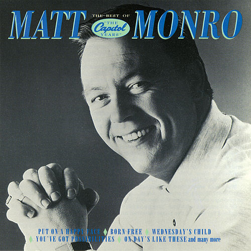The Best Of Matt Monro: The Capitol Years de Matt Monro