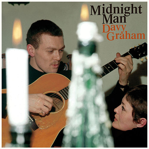 Midnight Man de Davy Graham
