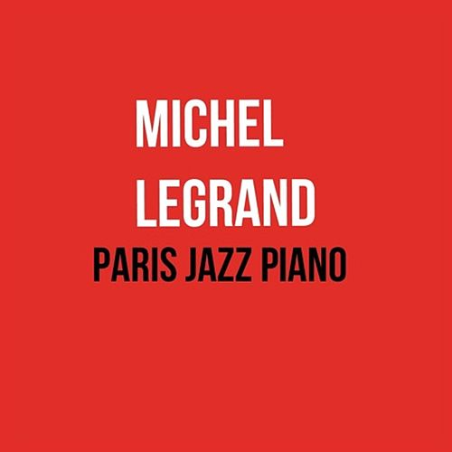 Paris jazz piano von Michel Legrand