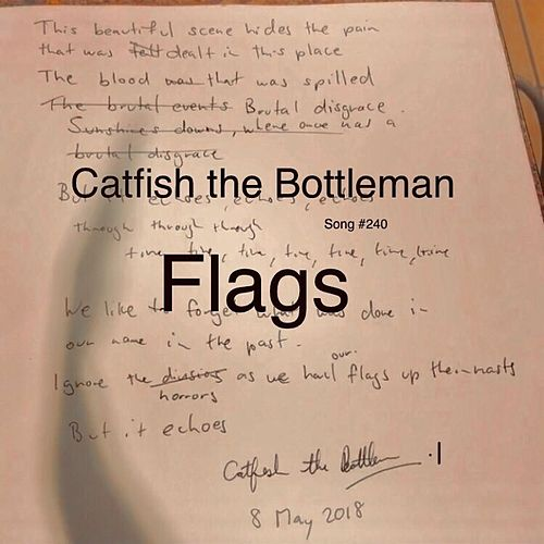 Flags van Catfish and the Bottlemen