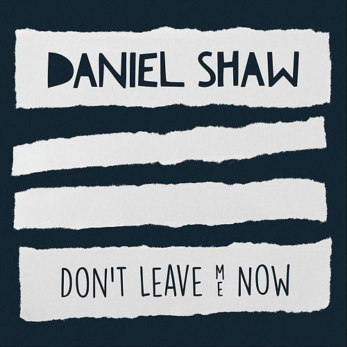 Don't Leave Me Now de Daniel Shaw