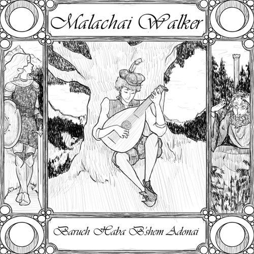 Baruch Haba B'shem Adonai (Live) by Malachai Walker