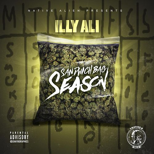 Sandwich Bag Season de Illy Ali
