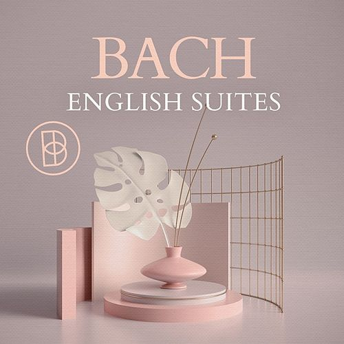 Bach: English Suites by Gustav Leonhardt
