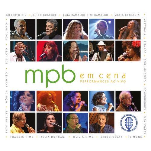 Mpb Em Cena (ao Vivo) von Various Artists