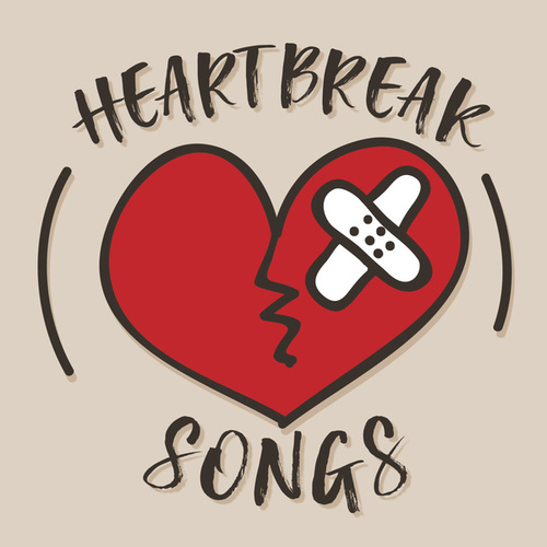 Heartbreak Songs van Various Artists