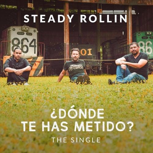 ¿Dónde Te Has Metido? by Steady Rollin'
