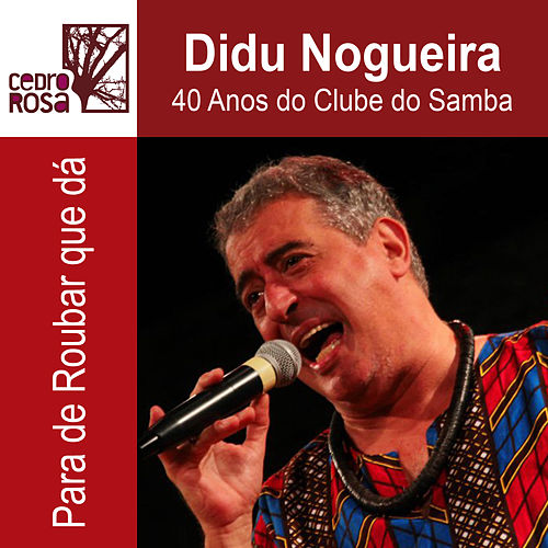 40 Anos do Clube do Samba: Para de Roubar Que Dá de Didu Nogueira