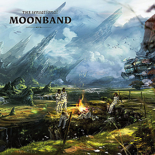 Songs We Like to Listen to While Traveling Through Open Space by The Moonband