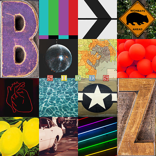 B - Z Sides (2003 - 2017) [In Rough Chronological Order] by The Wombats
