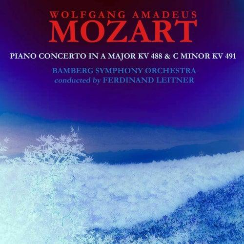 Mozart: Piano Concerto by Wilhelm Kempff