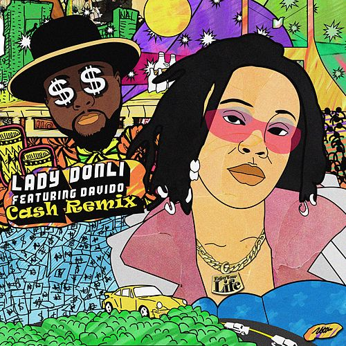 Cash (Remix) von Lady Donli