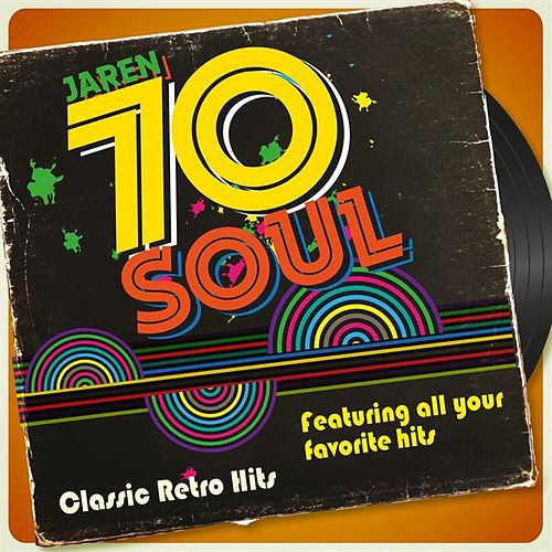 Jaren 70 Soul de Various Artists