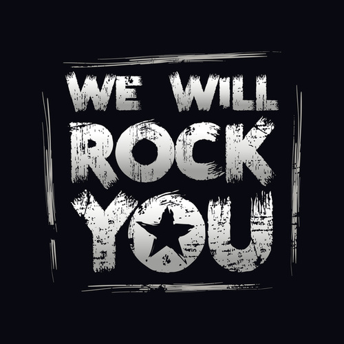We Will Rock You de Various Artists