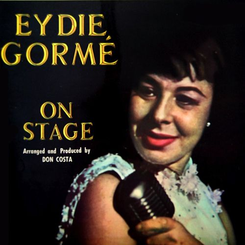 On Stage de Eydie Gorme