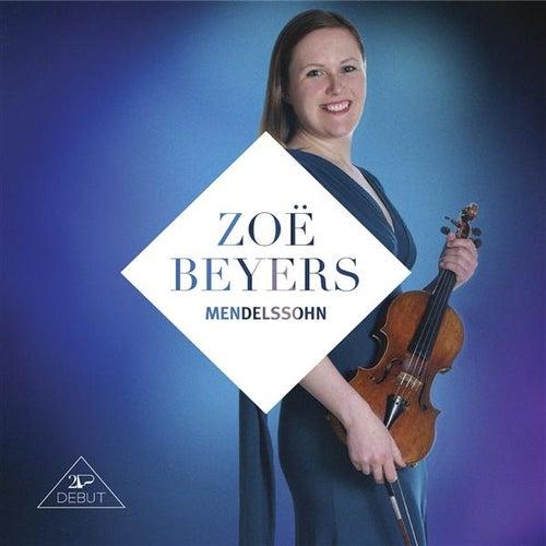 Zoë Beyers plays Mendelssohn by Various Artists