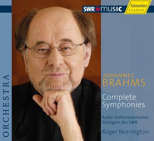 Brahms: Complete Symphonies by Roger Norrington
