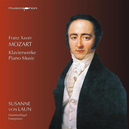 Mozart: Piano Music, Vol. 1 von Susanne Von Laun