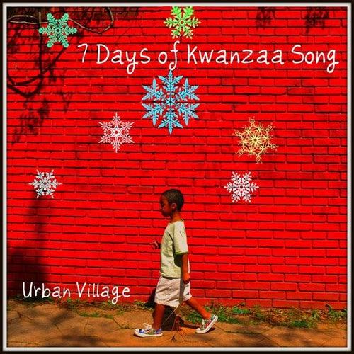 7 Days of Kwanzaa Song - Single by Urban Village