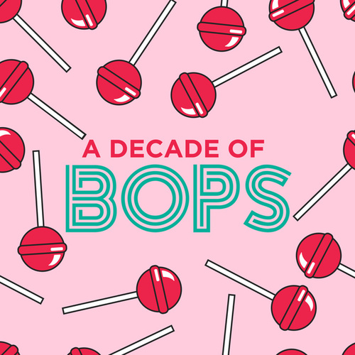 A Decade Of Bops de Various Artists