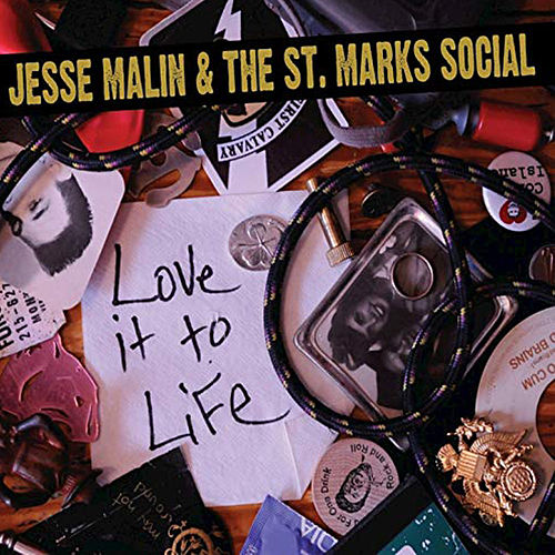 Love It To Life von Jesse Malin