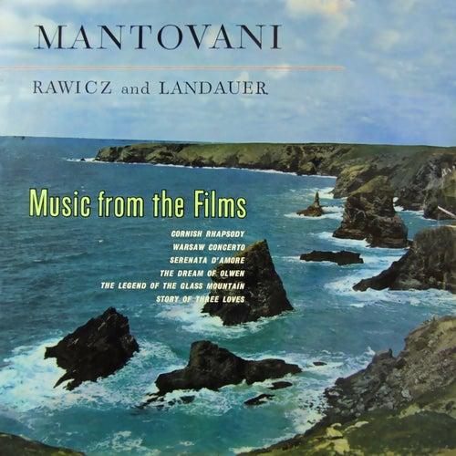 Music From The Films van Mantovani