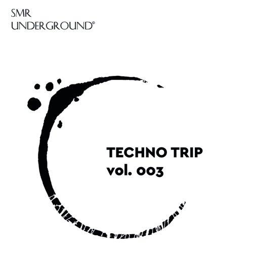 Techno Trip Vol.III de Israel Toledo