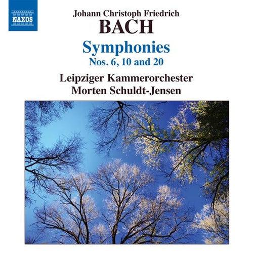 Bach: Symphonies, Nos. 6, 10, 20 von Morten Schuldt-Jensen