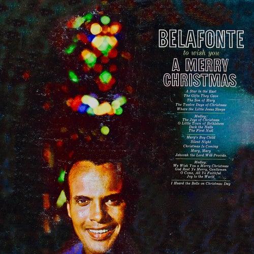 To Wish You A Merry Christmas (Remastered) de Harry Belafonte