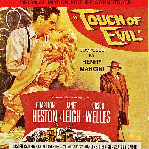 Touch Of Evil OST (Remastered) di Henry Mancini