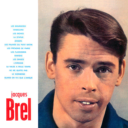 Enregistrement Public À L'Olympia 1961 (Remastered) de Jacques Brel