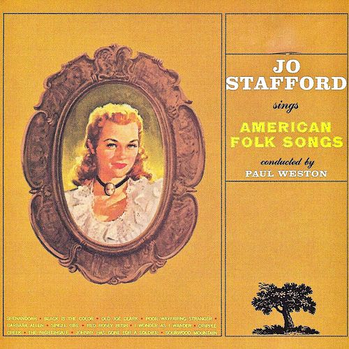 American Folk Songs (Remastered) by Jo Stafford
