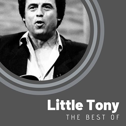 The Best of Little Tony de Little Tony