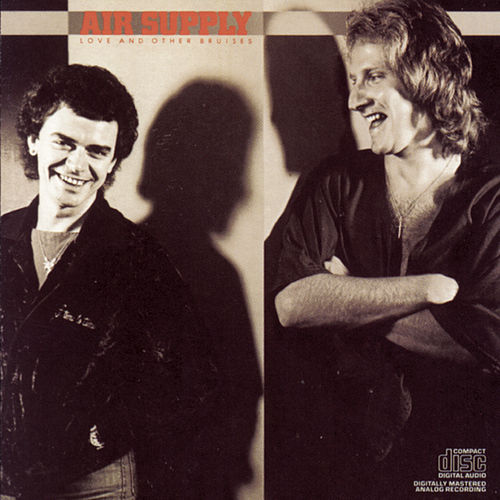 Love And Other Bruises de Air Supply