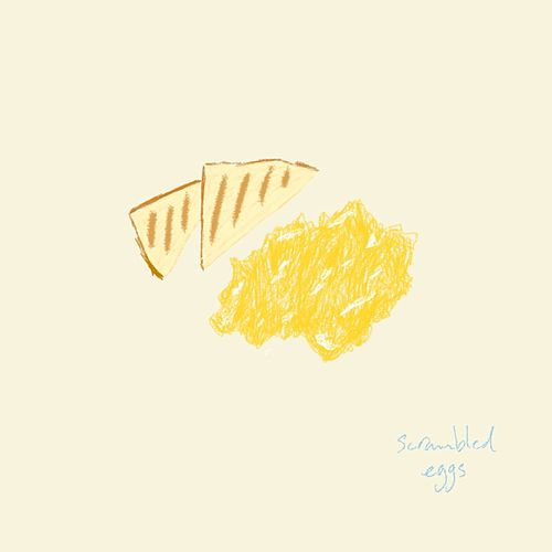 Scrambled Eggs by Jean Tonique