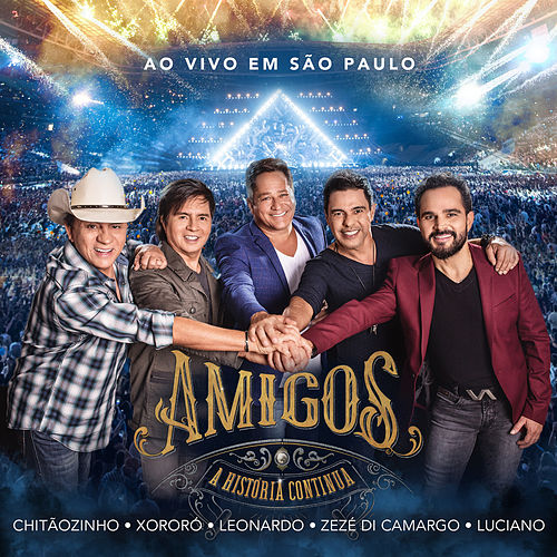 A História Continua (ao Vivo) de Various Artists