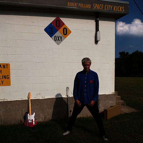 Space City Kicks by Robert Pollard