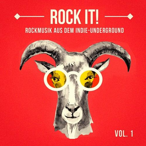 Rock It, Vol. 1 (Rockmusik aus dem Indie-Underground) de Verschiedene Interpreten