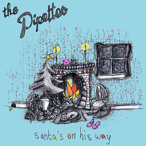 Santa's On His Way de The Pipettes