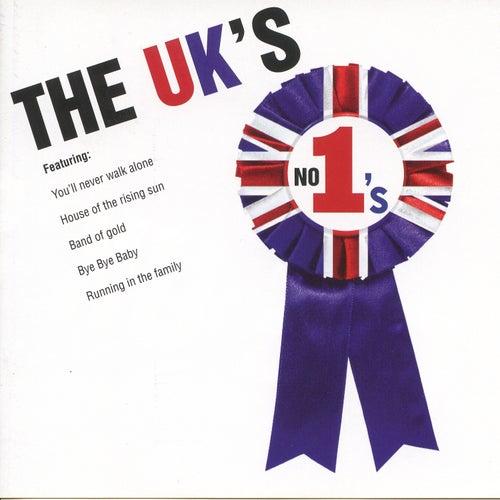The UK's No. 1's de Various Artists