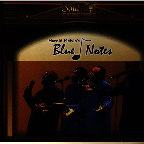 Live From Chicago by Harold Melvin & The Blue Notes